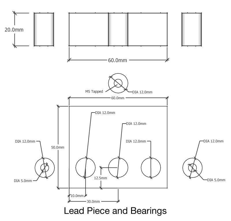 lead-piece
